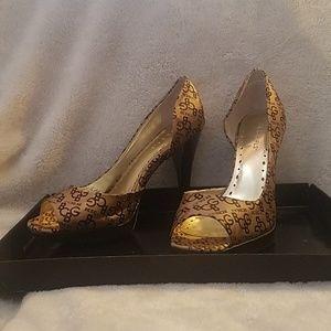 "BCBG  3"" heels"